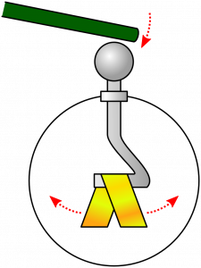 http://commons.wikimedia.org/wiki/File:Electroscope.png